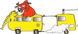 Buslogo bunt